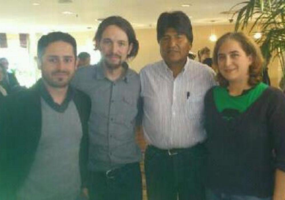 ¿Cuánto mide Evo Morales? - Altura - Real height 14015272167320