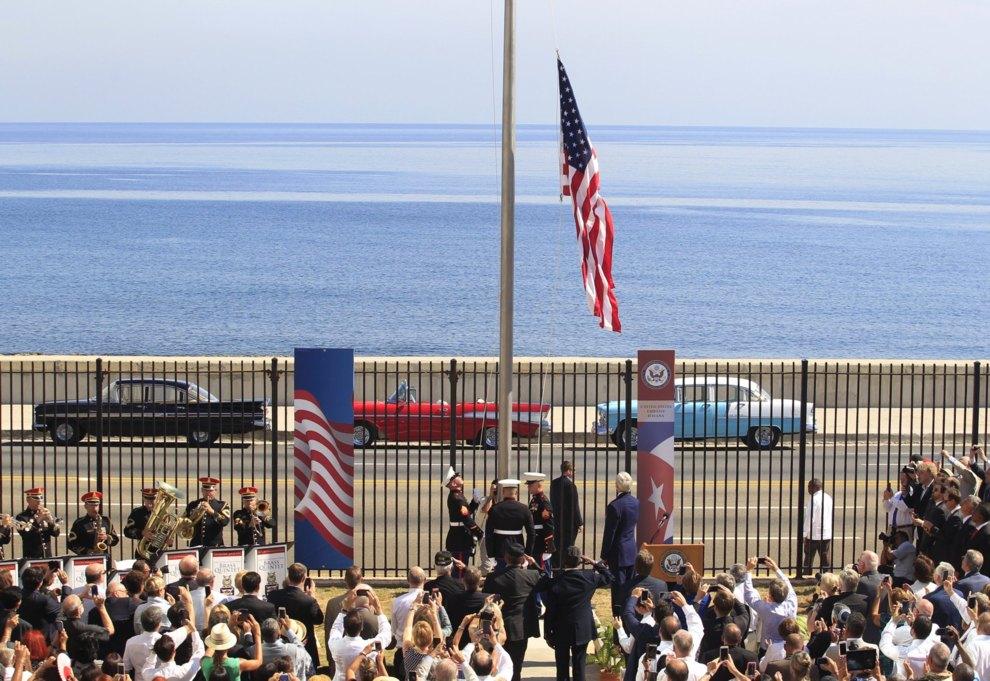 EEUU - Cuba: Obama y Raúl Castro ponen fin a más de 50 años de enfrentamientos y sanciones. El fin del embargo en manos del Congreso estadounidense. - Página 3 14502613807773
