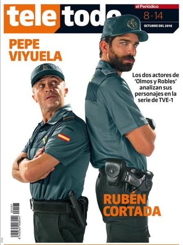 ¿Cuánto mide Pepe Viyuela? - Altura Pepe-viyuela-ruben-cortada-los-protagonistas-olmos-robles-portada-del-teletodo-1475750483700