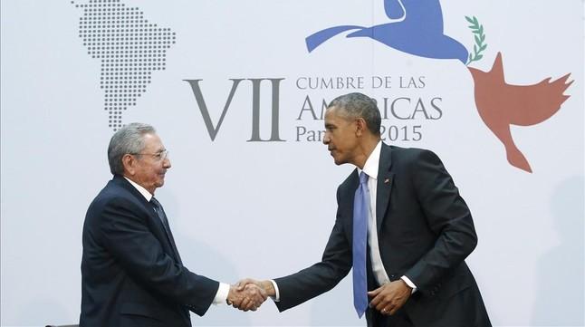 EEUU - Cuba: Obama y Raúl Castro ponen fin a más de 50 años de enfrentamientos y sanciones. El fin del embargo en manos del Congreso estadounidense. - Página 2 1432921554351