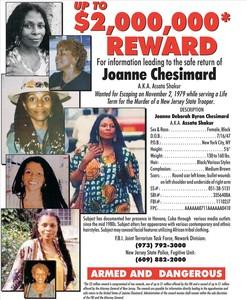La primera mujer en la lista de terroristas más buscados de EEUU vive en Cuba 1367535211261