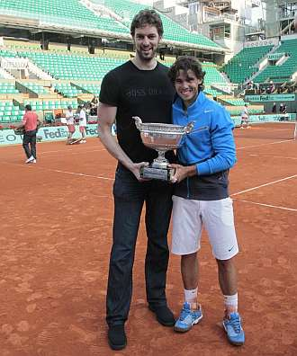 ¿Cuánto mide Rafa Nadal? - Altura - Real height 1307299481_extras_mosaico_noticia_1_g_0