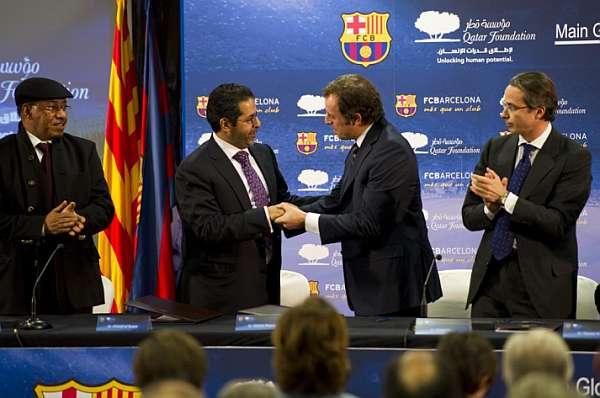 """Rosell dice que, sin Qatar Foundation, el Barça """"sería más pequeño""""  1315141795_extras_mosaico_noticia_1_g_0"""