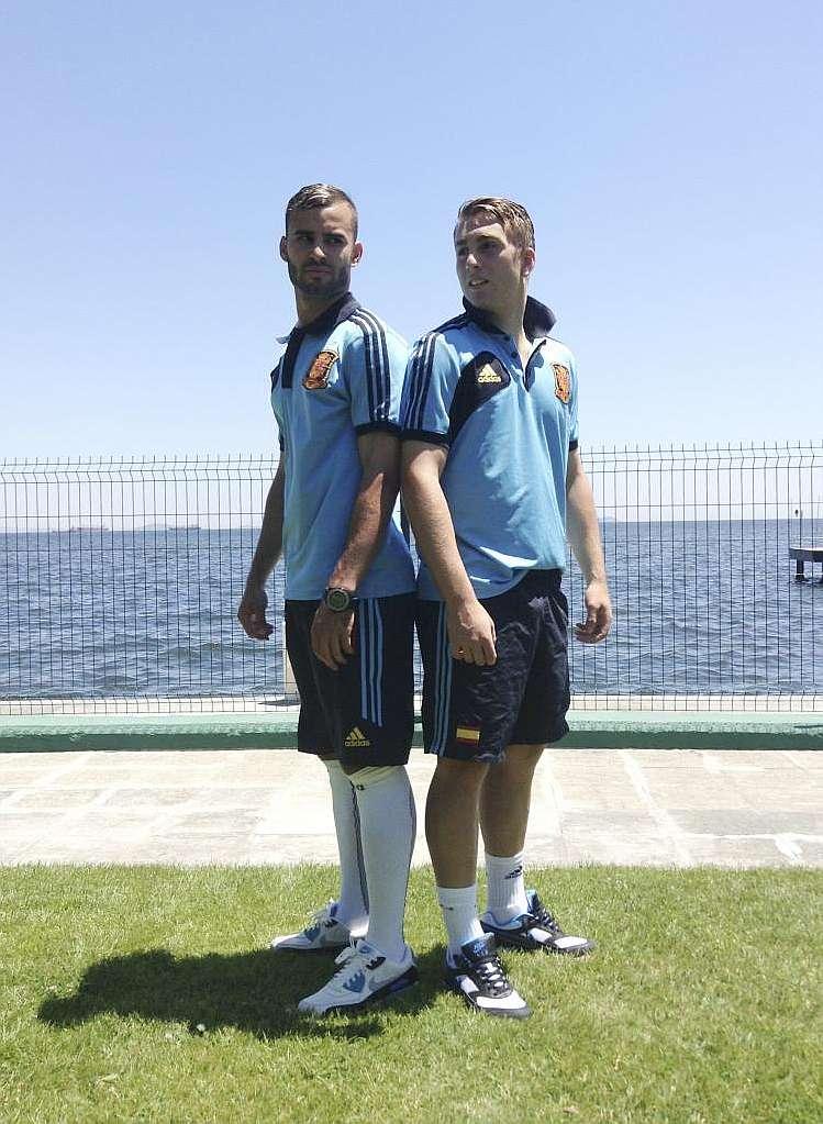 ¿Cuánto mide Jesé Rodríguez? - Real height 1371983866_extras_mosaico_noticia_1_g_0
