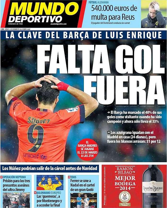 ترجمة غلاف صحيفة موندو ديبورتيفو الكتلونية الجمعة 19-12-2014 1418948425_extras_mosaico_noticia_4_g_0