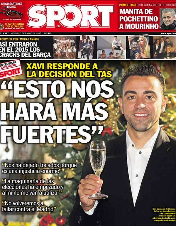ترجمة غلاف صحيفة سبورت الجمعة 02-01-2014 1420156826_extras_mosaico_noticia_2_g_0
