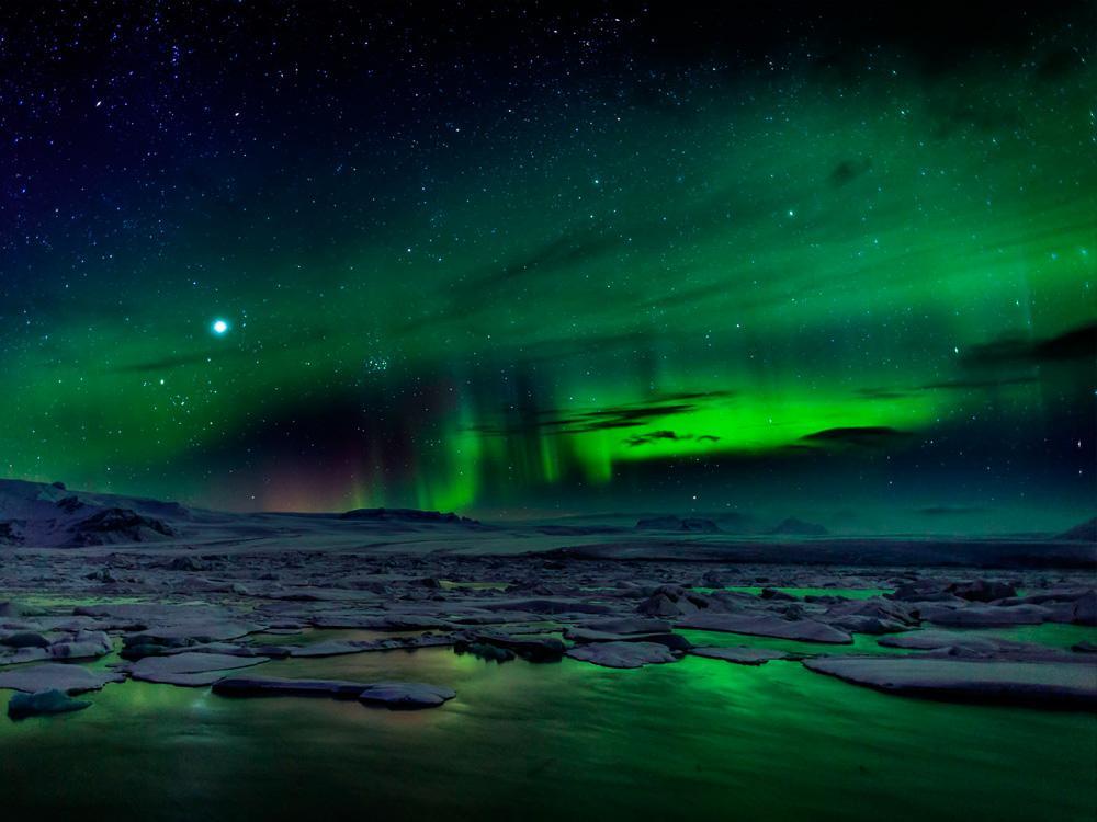 10 destinos perfectos para hacer turismo astronómico Turismo-astronomico-5-islandia
