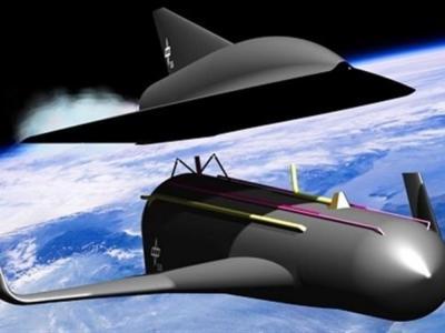 Spaceliner, un avión que cubrirá EEUU y Europa en una hora Spaceliner_0