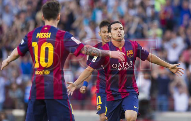 صور : مباراة برشلونة - ريال سوسيداد 2-0 (09-05-2015 ) 1431199812750