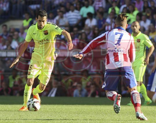 صور : مباراة أتليتيكو مدريد - برشلونة 0-1 ( 17-05-2015 )  1431890637450