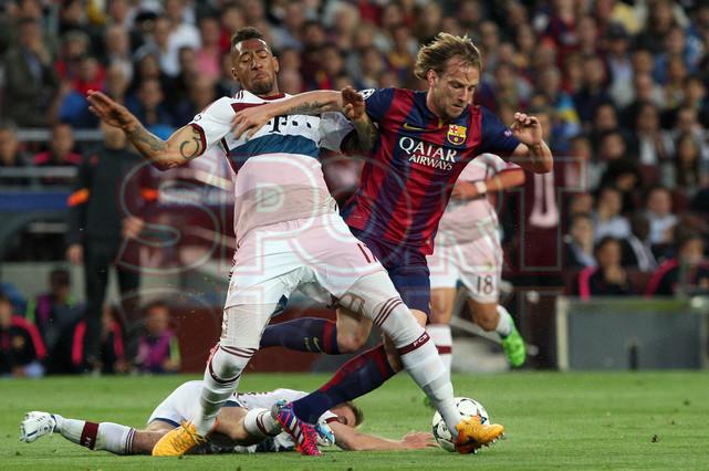 صور : مباراة برشلونة - بايرن ميونيخ  3-0 ( 06-05-2015 )  1430949383780