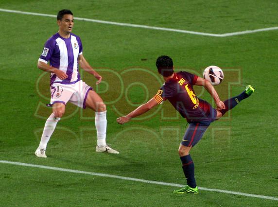 صور مباراة برشلونة - بلد الوليد 2-1 ( 19-05-2013 ) 1368998359201