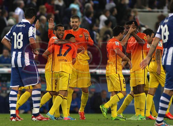 صور مباراة اسبانيول - برشلونة 0-2 ( 26-05-2013 )  1369601843101