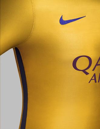 رسمياً : برشلونة يكشف عن قميصه الجديد لموسم 2015-2016 1432456688711