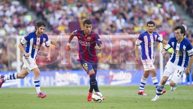 صور : مباراة برشلونة - ريال سوسيداد 2-0 (09-05-2015 ) 1431199816921