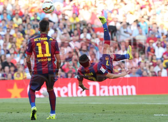 صور : مباراة برشلونة - ريال سوسيداد 2-0 (09-05-2015 ) 1431199814731