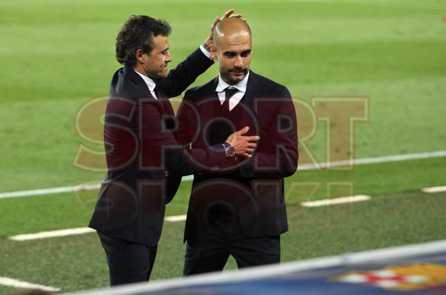 صور : مباراة برشلونة - بايرن ميونيخ  3-0 ( 06-05-2015 )  1430949387261