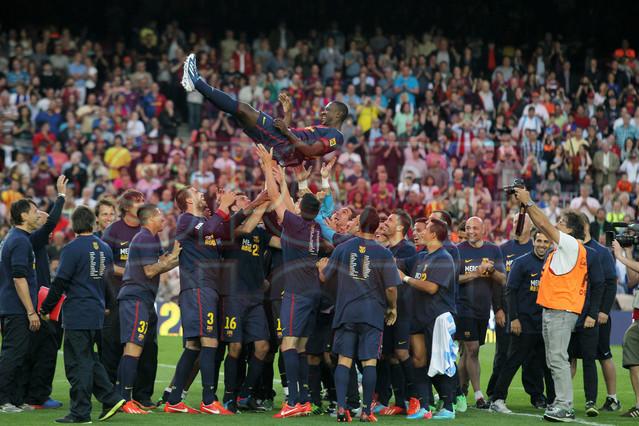 بالصور مباراة برشلونة - ملقا 4-1 ( 01-06-2013 ) 1370115351671