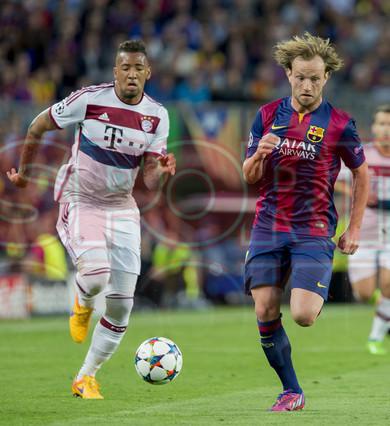 صور : مباراة برشلونة - بايرن ميونيخ  3-0 ( 06-05-2015 )  1430949387171