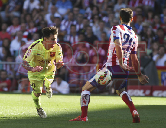 صور : مباراة أتليتيكو مدريد - برشلونة 0-1 ( 17-05-2015 )  1431890635102