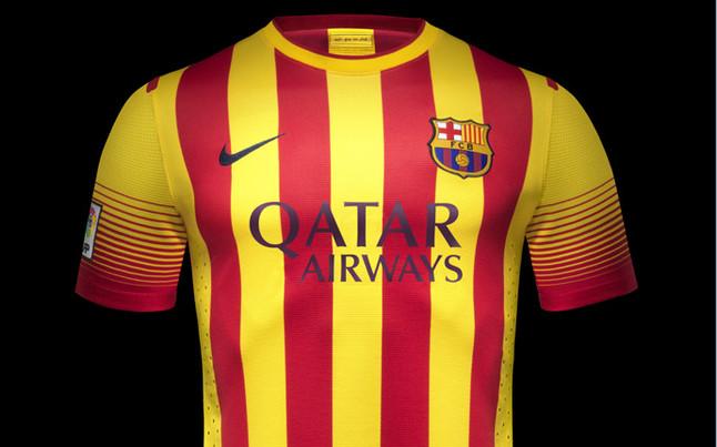 بالصور طقم قميص برشلونة  لموسم 2013-2014 1369123808112
