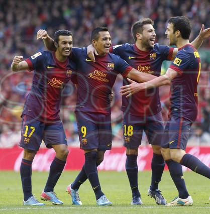 بالصور مباراة أتليتيكو بلباو - برشلونة 2-2 (27-06-2013) 1367089890422