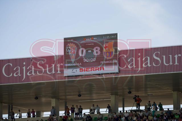 صور : مباراة قرطبة - برشلونة  0-8 ( 02-05-2015 )  1430583535632