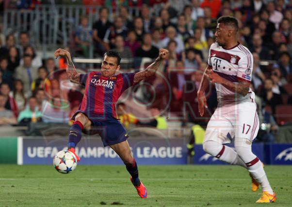 صور : مباراة برشلونة - بايرن ميونيخ  3-0 ( 06-05-2015 )  1430949385432