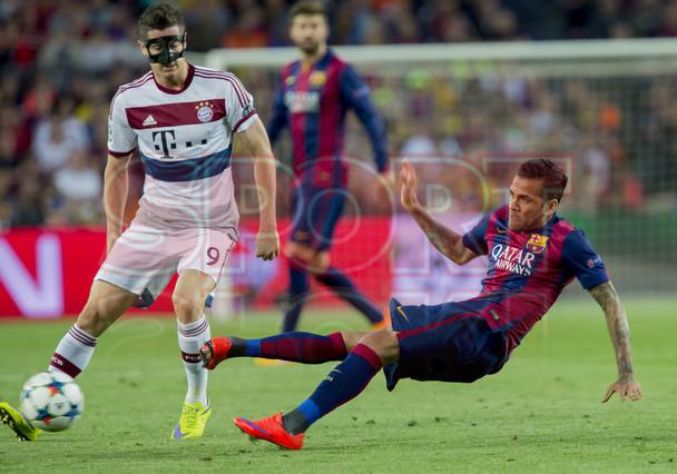 صور : مباراة برشلونة - بايرن ميونيخ  3-0 ( 06-05-2015 )  1430949389032
