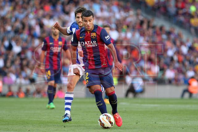 صور : مباراة برشلونة - ريال سوسيداد 2-0 (09-05-2015 ) 1431199752262