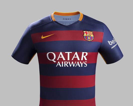 رسمياً : برشلونة يكشف عن قميصه الجديد لموسم 2015-2016 1432456688672