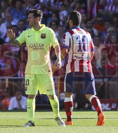 صور : مباراة أتليتيكو مدريد - برشلونة 0-1 ( 17-05-2015 )  1431890635082