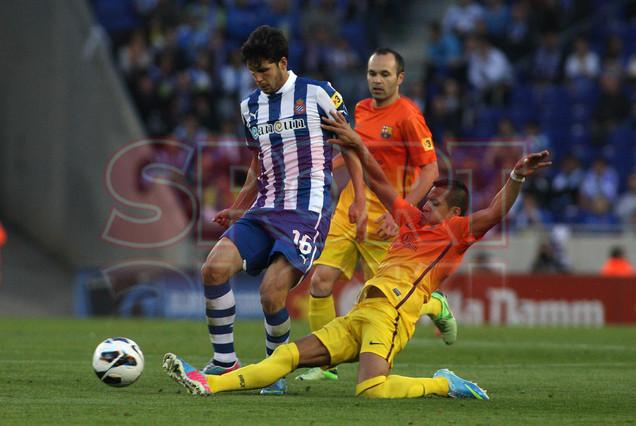 صور مباراة اسبانيول - برشلونة 0-2 ( 26-05-2013 )  1369601875703