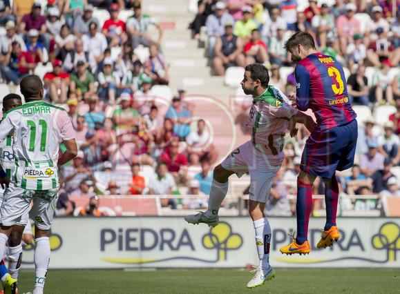 صور : مباراة قرطبة - برشلونة  0-8 ( 02-05-2015 )  1430583418483