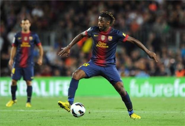 Song, candidato a mejor futbolista africano del año 1347723663793