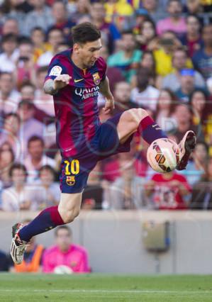 صور : مباراة برشلونة - ريال سوسيداد 2-0 (09-05-2015 ) 1431199814804