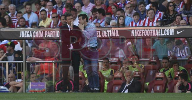 صور : مباراة أتليتيكو مدريد - برشلونة 0-1 ( 17-05-2015 )  1431890639214