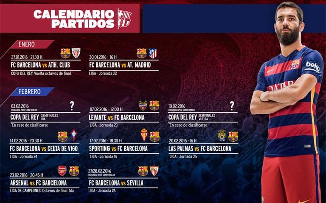 Calendario de infarto que le espera al FC Barcelona en el próximo mes Calendario-del-proximo-mes-del-barcelona-1453745154334