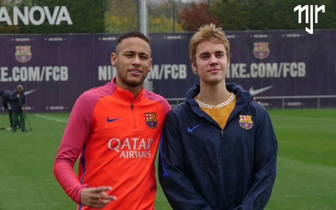 ¿Cuánto mide Justin Bieber? - Altura: 1,73 - Real height Bieber-neymar-1479749676844