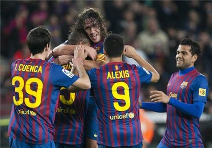 FCBarcelona - BATE Borisov [Champions League] 1322911564364