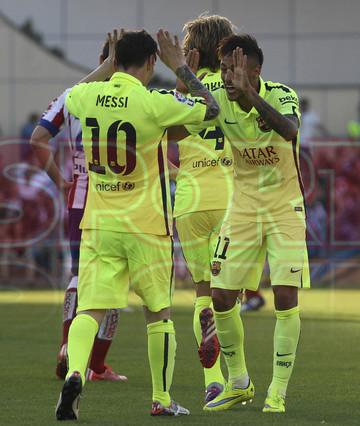 صور : مباراة أتليتيكو مدريد - برشلونة 0-1 ( 17-05-2015 )  1431890638464