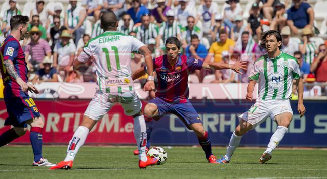 صور : مباراة قرطبة - برشلونة  0-8 ( 02-05-2015 )  1430583415484