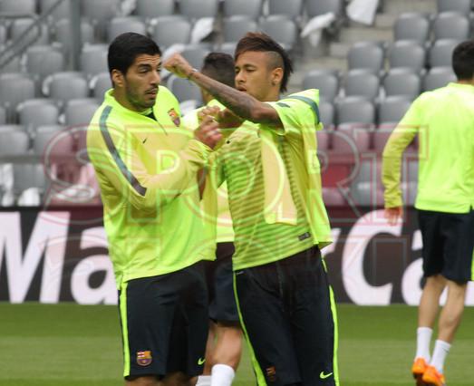تدريبات برشلونة في أليانز أرينا Entreno-barcelona-munich-1431370177194