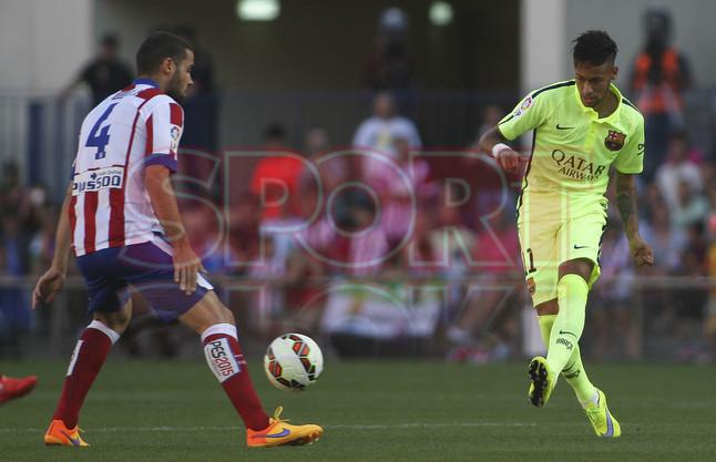 صور : مباراة أتليتيكو مدريد - برشلونة 0-1 ( 17-05-2015 )  1431890637535