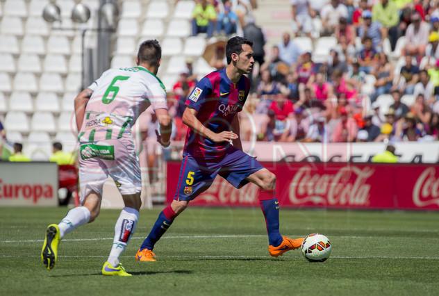 صور : مباراة قرطبة - برشلونة  0-8 ( 02-05-2015 )  1430583417675