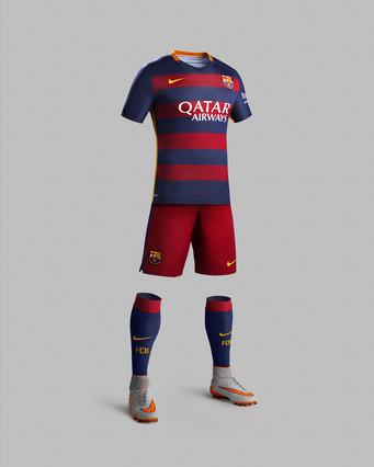 رسمياً : برشلونة يكشف عن قميصه الجديد لموسم 2015-2016 1432456688675