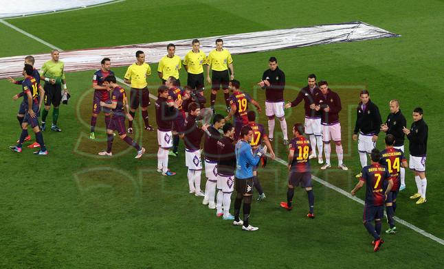 صور مباراة برشلونة - بلد الوليد 2-1 ( 19-05-2013 ) 1368998274985