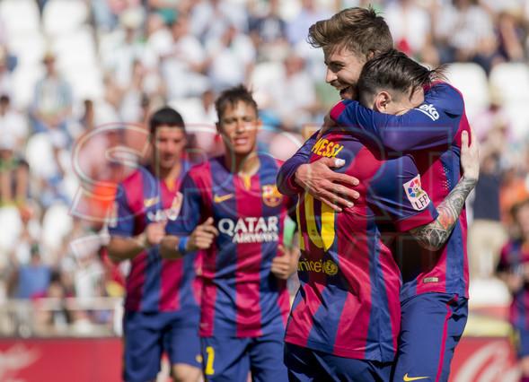 صور : مباراة قرطبة - برشلونة  0-8 ( 02-05-2015 )  1430583475385