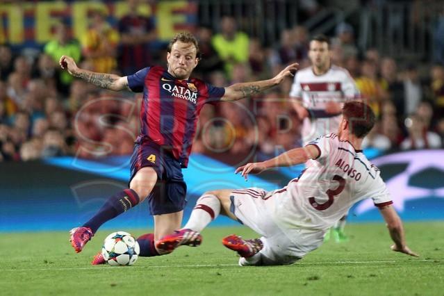 صور : مباراة برشلونة - بايرن ميونيخ  3-0 ( 06-05-2015 )  1430949385885