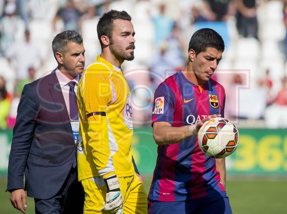 صور : مباراة قرطبة - برشلونة  0-8 ( 02-05-2015 )  1430583535606